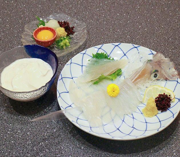 活魚料理 いか清