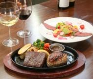 Steak+Wine ひげバル