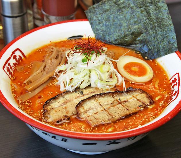 函館麺や 一文字 函館本店(はこだてめんや いちもんじ)