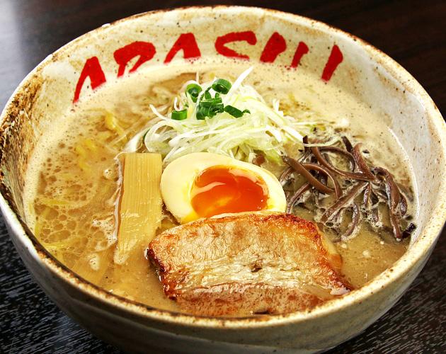 函館麺工房 嵐(はこだてめんこうぼう あらし)