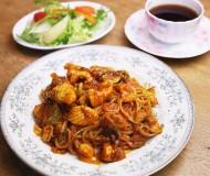 Cafe・restaurant fleurir(カフェ・レストラン フルーリール)