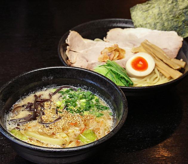 つけ麺・ラーメン めがみ(麺神)