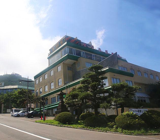 レストラン ハイピーク(ホテル函館山)