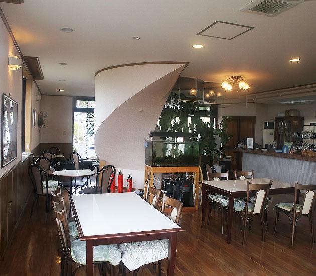 カフェレストランフォルテ元町