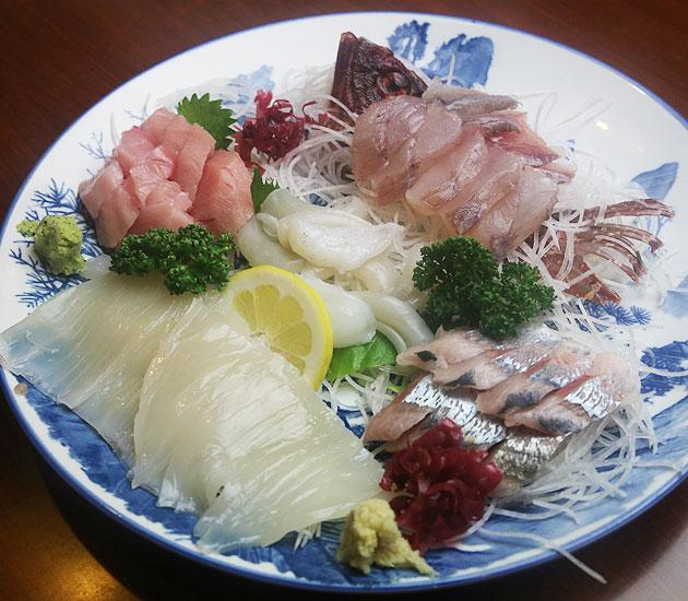 魚河岸酒場 魚一心 (うおがしさかば うおいっしん)